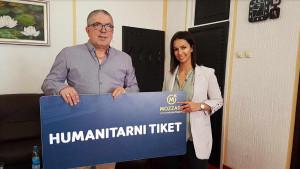 Branislavu Trifunoviću prošao tiket, novac namijenio Gerontološkom centru