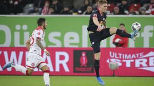 RB Leipzig se prošetao Dusseldorfom