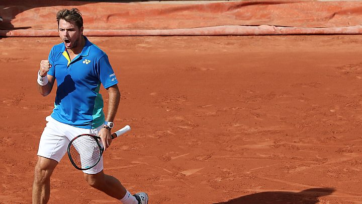Wawrinka: Čast je igrati protiv Nadala u finalu