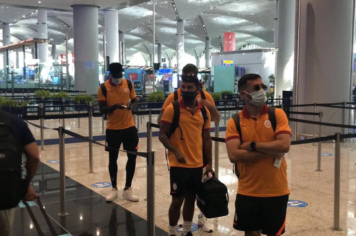 Galatasaray hitno napustio Grčku zbog 'drskih carinika': Nisu nam dali ni vodu