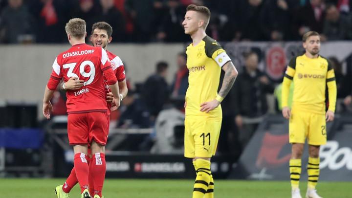 Prvi poraz Dortmunda, Ibišević igrao 15 minuta u remiju Herthe