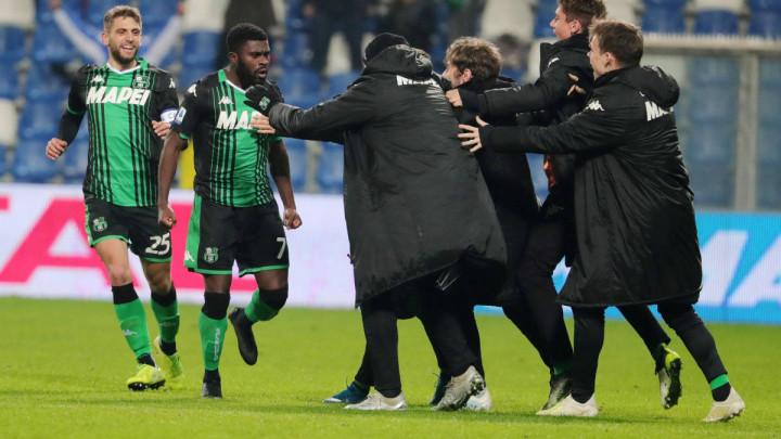Preokret Sassuola za miran nastavak sezone