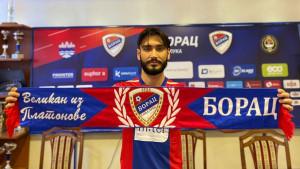 Moraitis potpisao za Borac