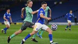 Brightonu vrijedan bod u borbi za opstanak, Evertonu korak unazad u borbi za Ligu prvaka