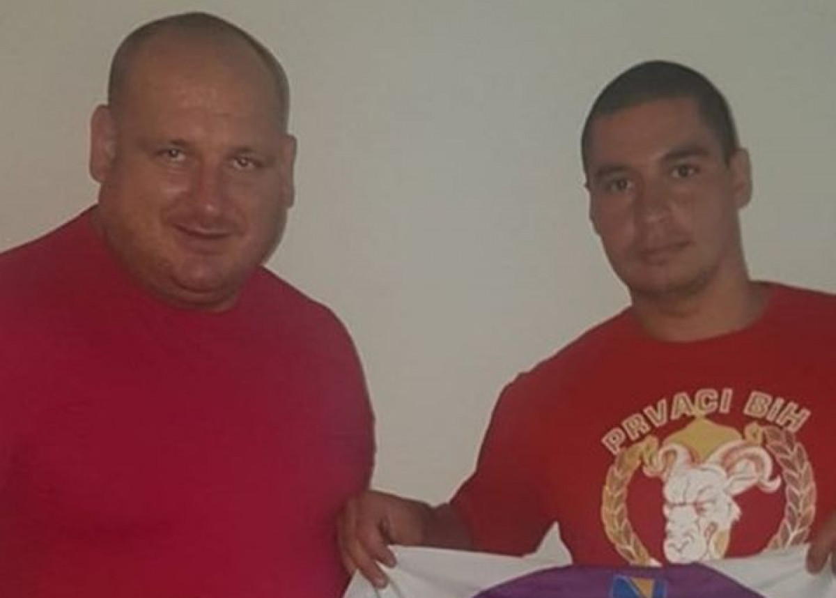 Emir Sipović pojačao Salines Tuzla City