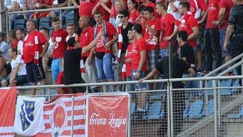 Crvena Legija s igračima proslavila pobjedu