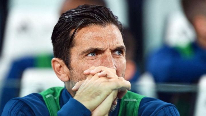 Allegri ponovo ostavio Buffona na klupi