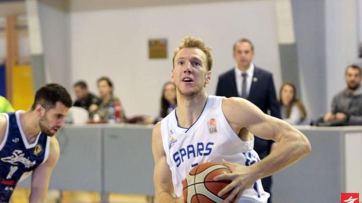 OKK Spars uz dosta muke do trijumfa protiv KK Bratunac
