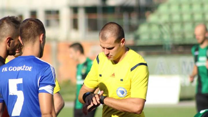 Poznata službena lica za 3. kolo Prve lige Federacije Bosne i Hercegovine