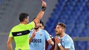 Torino i sudac Giacomelli porazili Lazio na Olimpicu