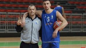 Azur Sakić novi trener IBU Spartansa
