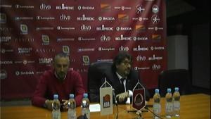 Trener Partizana na press konferenciji izgubio živce: Jesi li ti gledao utakmicu ili si kasno došao?