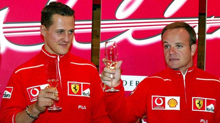 Barrichelo: Pokušao sam posjetiti Schumachera, ali dobio sam bizaran odgovor od njegove porodice
