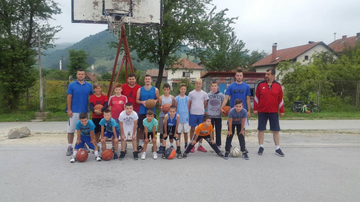 Predstavljamo: Škola košarke Never Stop - Donji Vakuf