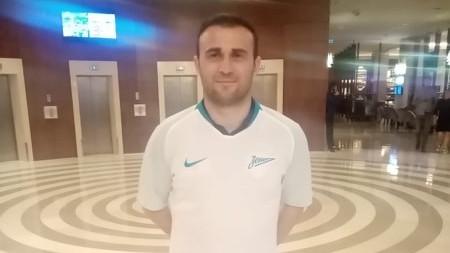 Maletića nisu zaboravili u Zenitu