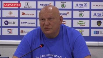Petrović: Na bod se ne može igrati, ovo je utakmica sezone