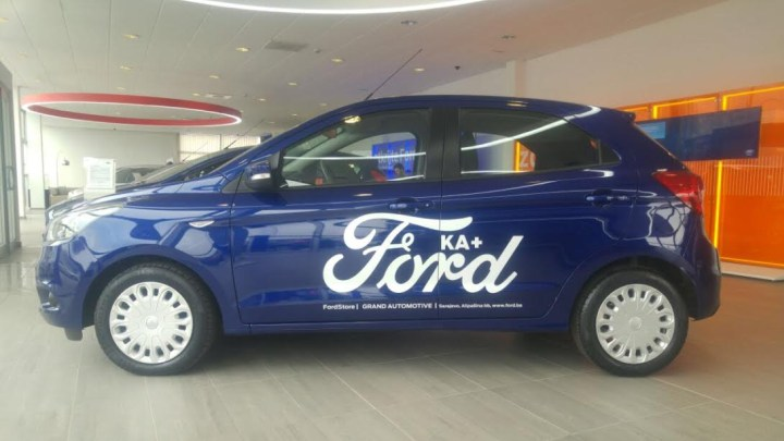 Potpuno novi Ford u malom pakovanju: KA+ stigao u BiH