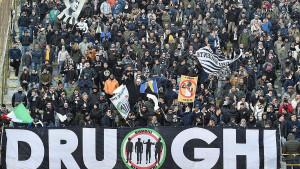 Racija na Apeninima: Pali ultrasi Juventusa!