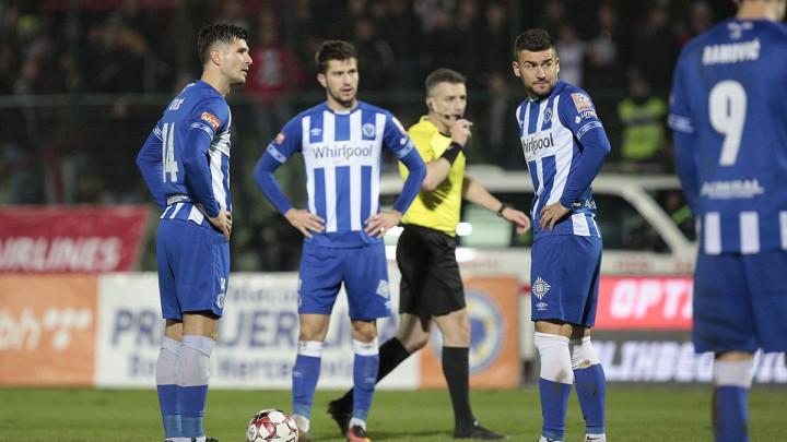 Problemi za Osima: Mehmed Alispahić ne igra protiv Radnika