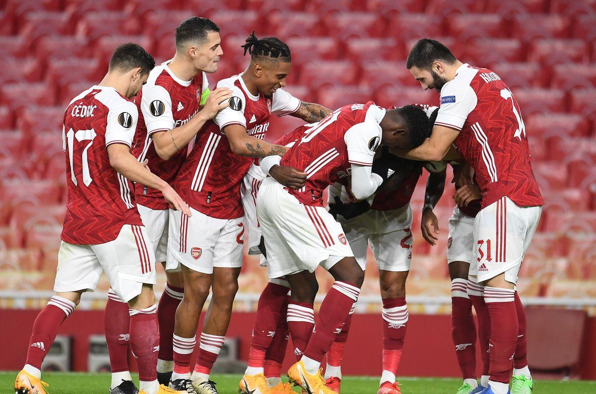 Arsenal bez problema protiv Dundalka, Kolašinac odigrao cijeli meč