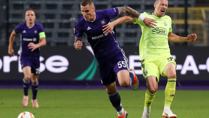 Reprezentativac BiH napušta Anderlecht i seli u Dinamo