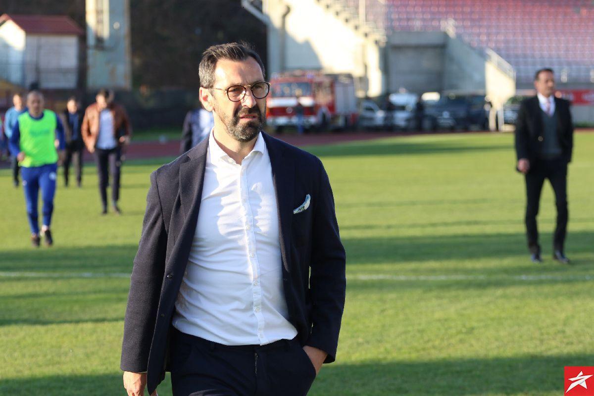 FK Tuzla City obustavio rad, Nalić raspustio ekipu!