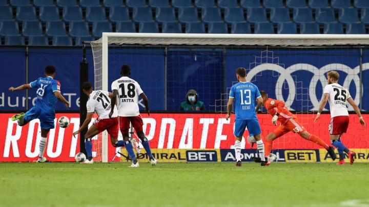 Sjajan meč u Hamburgu: HSV u 93. minuti ostao bez pobjede