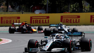 Peta trka i peta dvostruka pobjeda Mercedesa