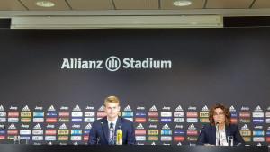De Ligt izabrao broj u Juventusu i poručio: Ronaldo me je pitao da dođem, ali to nije presudilo