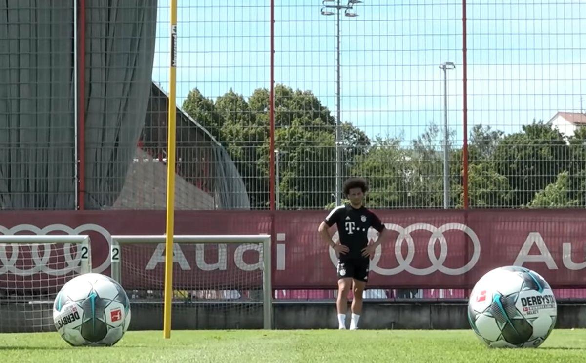 Bayernovo veliko pojačanje na prvom treningu