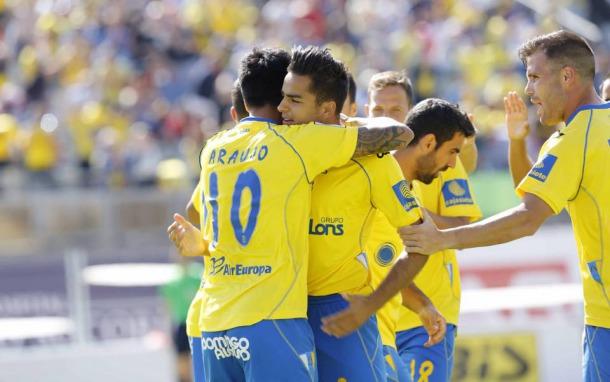Las Palmas u Primeri!