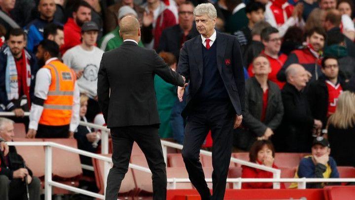 Wenger: Guardiola je želio da igra za Arsenal