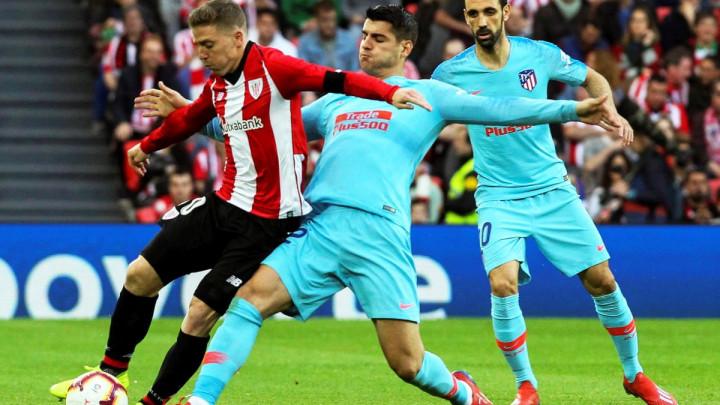 Athletic srušio Atletico Madrid, jedan od junaka domaćih je Kenan Kodro