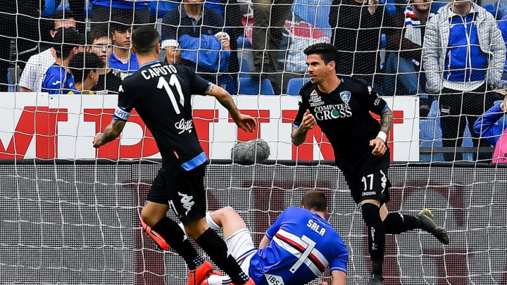 Empoli i Udinese upisali jako bitne gostujuće pobjede i nastavili borbu za opstanak