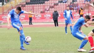 Vojo Ubiparip junak FK Tuzla City u Krupi na Vrbasu