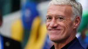Deschamps: U klupskom fudbalu sam Juventusova škola