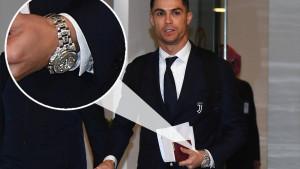 Cristiano Ronaldo nosi sat koji vrijedi kao jedan čitav haustor neke zgrade u BiH