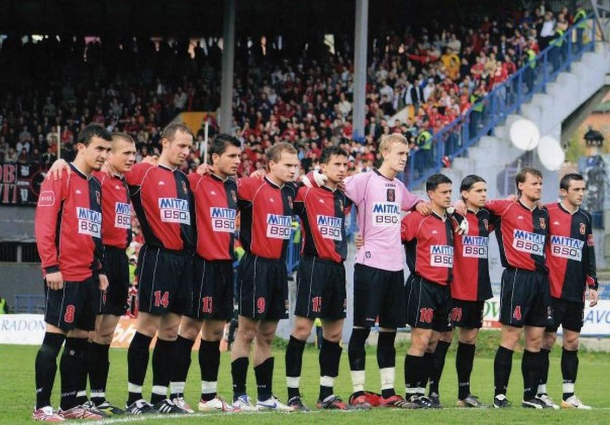 Sjećate li se sezone kada je NK Čelik posljednji put izborio izlazak i učešće u Evropi?