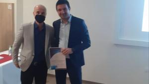 Remetić stekao UEFA Pro licencu