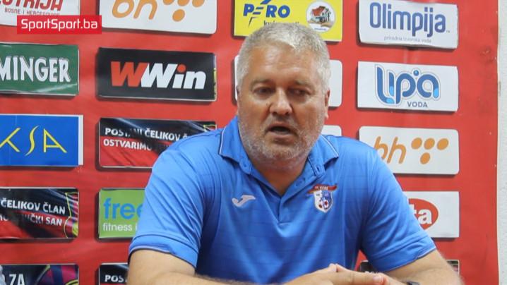 Bonić: Cijelu godinu igramo bez Uprave, predsjednika, direktora...