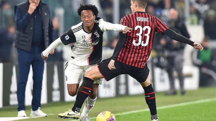 Milan je bio hrabar, odlučan i taktički dobar, ali Juventus je opet pobijedio