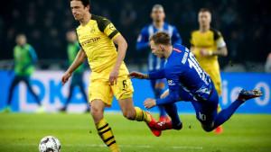 Borussia u posljednjim trenucima stigla do pobjede protiv Herthe, Ibišević isključen na kraju meča