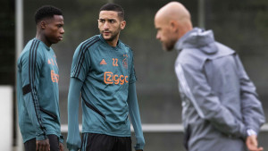 Ziyech: Istina je da napuštam Ajax, ali ovdje imam još nedovršenog posla