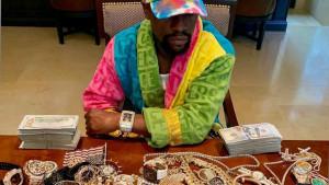 Mayweather u jednoj noći ostao bez nakita vrijednog sedam miliona dolara