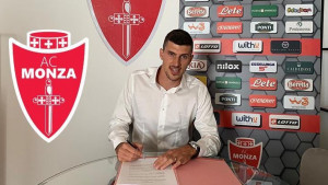 Mirko Marić zvanično potpisao za Monzu, a zbog transfera i u Širokom Brijegu zadovoljno trljaju ruke