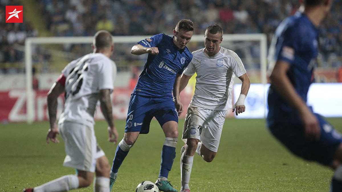 Sporazumno se razišli Arežina i FK Željezničar