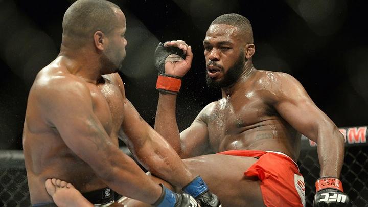 Jones protiv Cormiera na UFC 214?