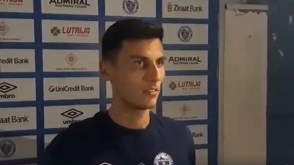 Petar Bojo: Utakmica je bila u egalu, prevaga su bili navijači