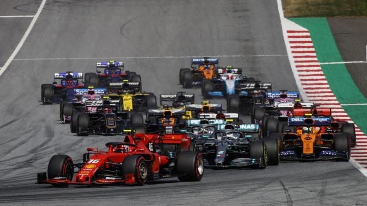 Nova sezona Formule 1 počinje 5. jula utrkom za VN Austrije?