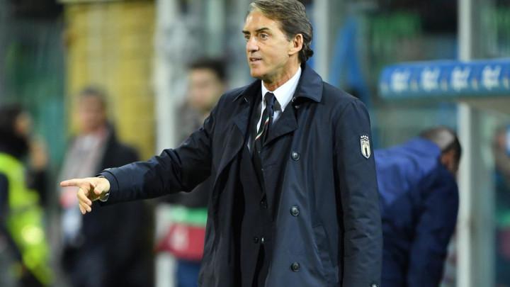 Mancini ponovo na udaru: Italijanski novinari ga opet prozivali zbog greške protiv BiH